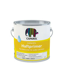 (24,40€/ L)Caparol Capacryl Haftprimer 2,5L weiss Haftvermittler
