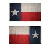 Wholesale Lot 10 Pack 3x5 Texas Flag 3'x5' Banner Polyester Nylon twill