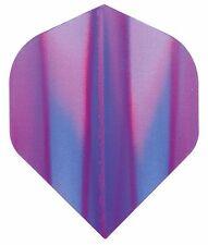Purple Iridescent Dart Flights 4 sets per pack (12 flights in total)