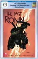 The last Ronin #1 CGC 9.8 IDW 2020. Eastman 1:10 Ratio Var  PRE-ORDER 10/28/2020