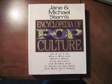 Jane & Michael Sterns Encyclopedia of Pop Culture