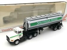 HERPA PROMOTEX HO 1/87 CAMION FORD SEMI REMORQUE NUTRENA #516 TRUCK'S N' STUFF