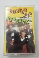 Buster Poindexter Cassette Buster Goes Beserk 1989 RCA Tape