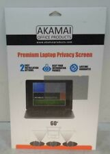 More details for akamai premium laptop privacy screen anti-glare 13.3