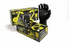 BLK-120 Black Mamba Large Nitrile Glove , 100 Per Box