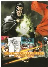 Project Superpowers Trading Cards Promo Card PHILLY EXCLUSIVE from Breygent