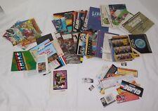 GI JOE ARAH 1980s HASBRO 117 BROCHURES/CATALOGS/FLAG POINTS/MAILAWAY/PROMOS Lot