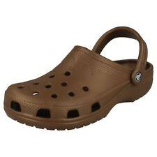 Scarpe da uomo neri casual Crocs