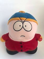 "South Park Eric Cartman 8"" Comedy Central 1998 Plush Toy Talking Works TV Funny"
