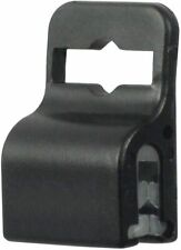 Black Gripper Card Holder Clamp - for Standard Thickness Id Badge