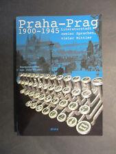Dzambo ( Hrsg. ) PRAHA - PRAG 1900 - 1945 Literaturstadt zweier Sprachen  2010
