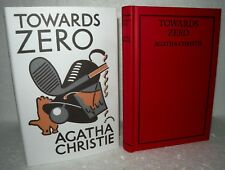 Agatha Christie -Towards Zero- 2013- Facsimile Edition, -T7