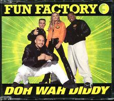 FUN FACTORY - DOH WAH DIDDY - CD MAXI [2900]