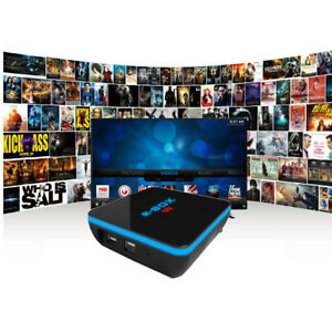 Hot R TV BO PRO Amlogic Octa Core  3G+16G Android 7.1 TV BOX With KoD iXMBC 17