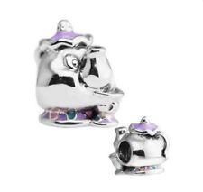 PANDORA European Fine Charms & Charm Bracelets