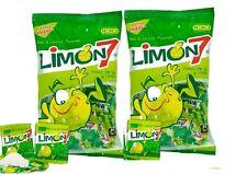 ANAHUAC LIMON 7 200ct (2 BAGS), Salt & Lemon Powder Limon en Polvo Mexican Candy