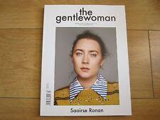 Gentlewoman Magazine A / W 2015 Saoirse Ronann,Susan Miller,Pamela Anderson,New