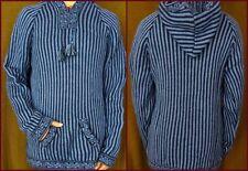 Gestreifte Herren-Pullover & -Strickware mit V-Ausschnitt in Größe XL