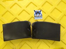 2007 2008 Arctic Cat Artic Cat M1000 Footwell Console Blockoff Plates Snowmobile