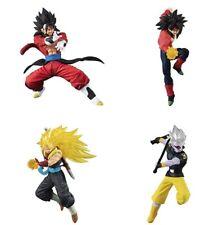 New VS Dragon Ball HG Vol.13 Gashapon Miniature 4 Figure Full Set