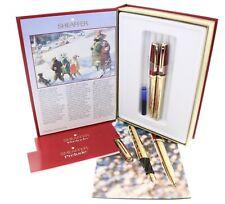 SHEAFFER HOLIDAY ORIGINALS - THE SNOW PEN - EDITION 1997  NEUWERTIG  KOMPLETT