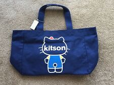 Hello Kitty x Kitson-BN-Navy-Limited Edition.Sold Out!Perfect gift!