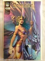 Soul Fire #4 Cover B Comic Book Aspen 2005