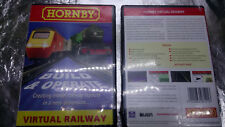 * Hornby R8121 Virtual Railway CD New and Sealed Design Build and Operate