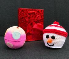 *LUSH large bath bomb with cover and gift bag, ideal Birthday or Christmas gift*