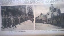 1916 38 Blankenberghe Warschau Kongress für Innere Medizin
