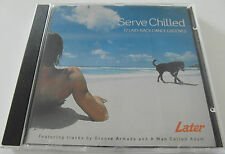 Serve Chilled- 12 Laid Back Dance Grooves (CD Album) Used Very Good