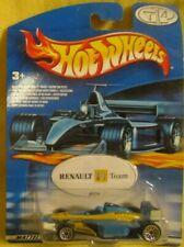 Hot Wheels RENAULT F1 ELF Team '01 Grand Prix Open Wheel Formula 1 Racing 1:64