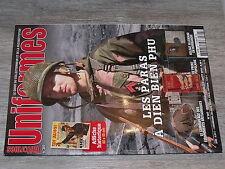 $$v Revue Uniformes N°307 Paras Dien Bien Phu  Front Populaire  Camouflage UK