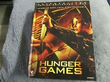 "COFFRET COLLECTOR 2 DVD ""HUNGER GAMES"" Jennifer LAWRENCE"