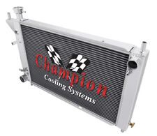 3 Row SZ Champion Radiator for 1994 - 1996 Ford Mustang