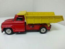 Antique Collectible Toy Dump Truck
