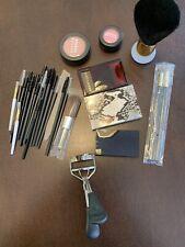 Estee Laude, Elizabeth Arden Plus Other Random makeup Goodies And Tools Lot