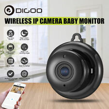 Digoo Mini WIFI Smart Home Security IP Camera Night Vision Wireless Baby Monitor