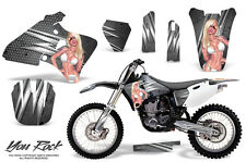 YAMAHA YZ426F 00-02 YZ400F 98-99 YZ250F 01-02 CREATORX GRAPHICS KIT YRS