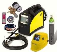 NEU  ESAB MIG/MAG Schutzgas Schweißgerät C200i Inverter