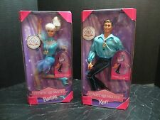 Barbie & Ken USA 1997 Olympic Skater  NRFB
