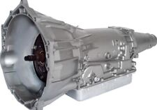 2006 - 2010 JEEP COMMANDER  W5A580 REMANUFACTURED AUTO TRANSMISSION