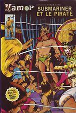 Namor N°5 - Submariner et le pirate - Arédit-Marvel - 1979 - BE