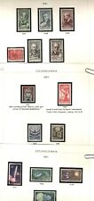 CZECHOSLOVAKIA  LOT OF OLD STAMPS # 4 F