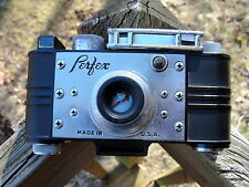 Vintage Perfex SPEED CANDID 35mm camera - Camera Corp. of America