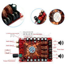 TDA7498E 160W+160W Two Channel Audio Stereo Power Amplifier Board