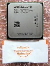 AMD Athlon II X2 220 ADX220OCK22GM Dual-Core 2.8GHz AM2+ AM3 Processor CPU