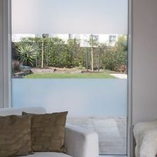 1.5m X 45cm D C FIX FROST PRIVACY FROSTED STATIC CLING FROST WINDOW FILM WRAP