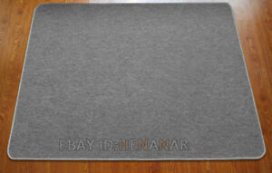 Drum Rug Carpet Sound Insulation Mat Home Non-slip Area Rugs Rectangle Thick