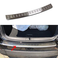 Stainless Steel Rear Bumper Guard Plate Cover Trim fit 2016 2017 2018 Fiat 500X